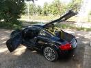 Audi TT - rollbar