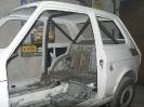 Fiat 126p - rollbar